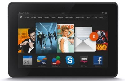 video converter for Kindle Fire HDX 7