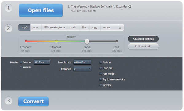 how to change wma to mp3 for free