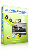 Any Video Converter Pro.